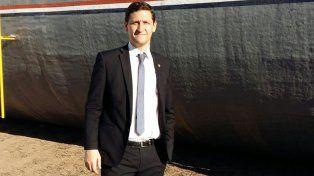 Maximiliano Neri es el nuevo presidente del directorio de la EPE.