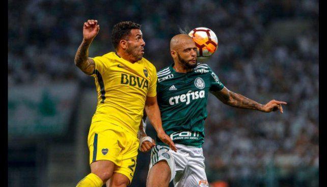 Boca buscará ante Palmeiras dar un paso clave a octavos de final