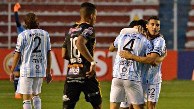 Atlético Tucumán buscará prolongar su gran momento ante The Strongest