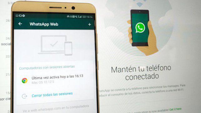 Cómo leer mensajes de Whatsapp Web sin abrir el chat