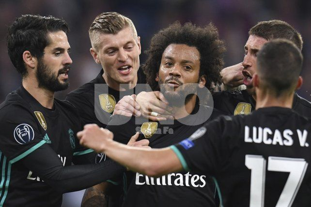 Real Madrid dio un paso importante en Alemania