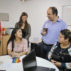 Corral: Gracias a las Escuelas de Trabajo más de 100 jóvenes ya accedieron a empleo formal
