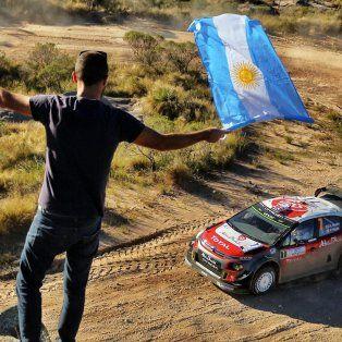 se respira rally mundial en tierras cordobesas