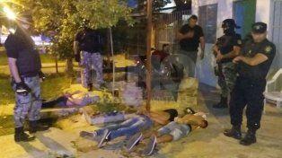 Cayeron tres integrantes de una violenta gavilla de delincuentes que cometieron 10 asaltos