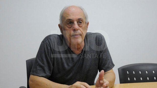 El doctor Santiago Paviotti era el director del Hospital de Niños en abril de 2003.