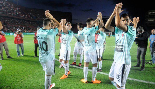 El posible equipo para jugar contra Belgrano