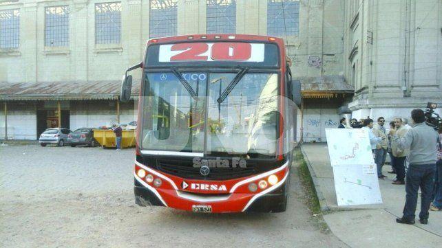 El Concejo Municipal aprobó la ampliación del recorrido de la Línea 20