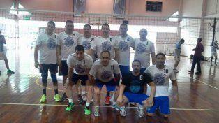 Arranca el XI Torneo Sudamericano de Maxivóley Masters