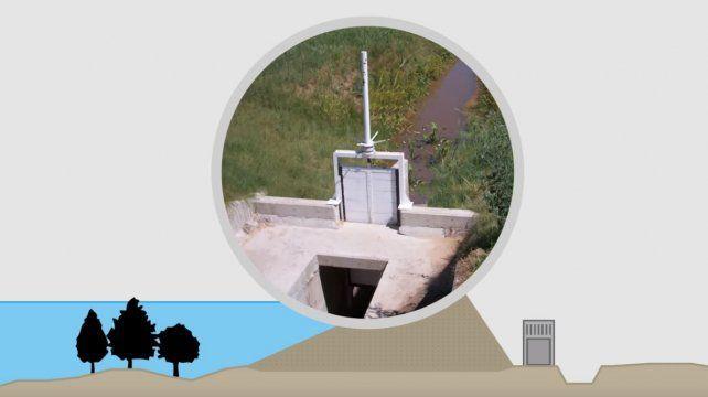 El anillo de la Costa, para proteger a los vecinos contra inundaciones