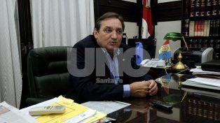 Datos. El ministro Julio Genesini fue el encargado de dar a conocer las cifras.