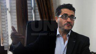 Pesquisa. El funcionario del Ministerio Público Fiscal fue quien solicitó la detención de los investigados.