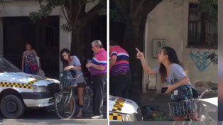 Tucumán: un taxista acosó a una chica, ella lo increpó y lo obligó a pedirle perdón
