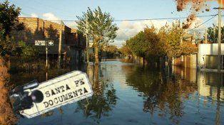 inundaciones, un documental que nacio de las entranas y el dolor