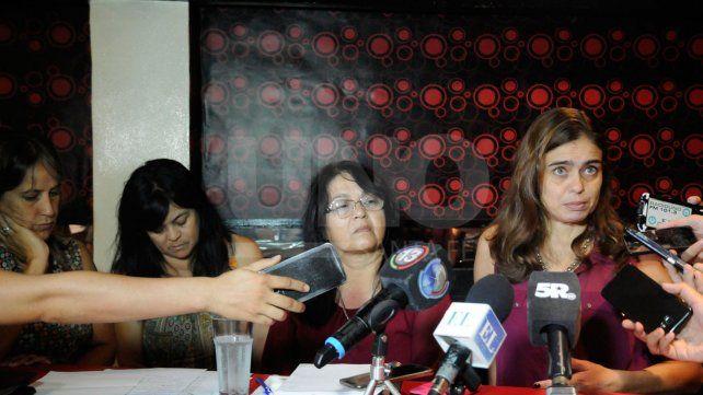 Familiares y compañeros de Vanesa Castillo reclamarán justicia