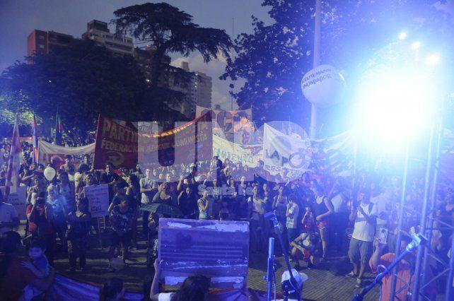 Santafesinos marcharon para pedir justicia por la inundación: Hemos ganado la batalla contra el olvido, el silencio y la mentira
