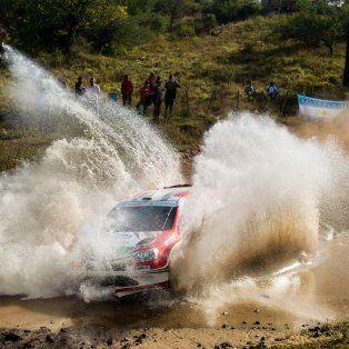 ott tanak fue el ganador del rally mundial argentina 2018