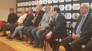El presidente de la AFA estará en la presentación de la Copa Santa Fe