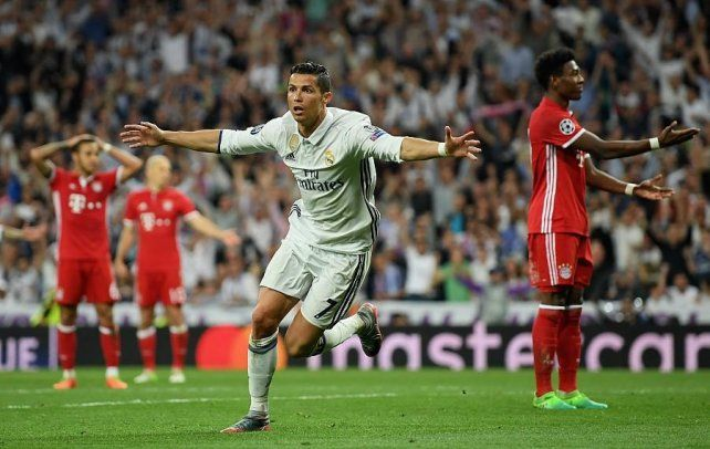 Real Madrid va por el pase a una nueva final de la Liga de Campeones
