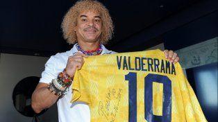 Valderrama le tiene mucha fe a Junior contra Boca