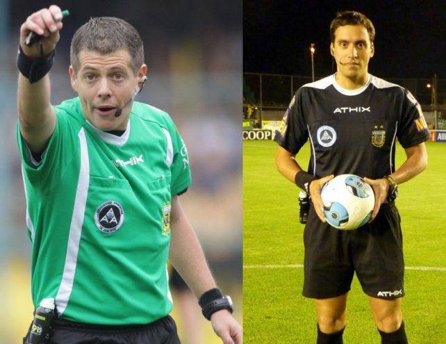 Los equipos santafesinos tienen árbitros confirmados para la 26ª fecha de la Superliga