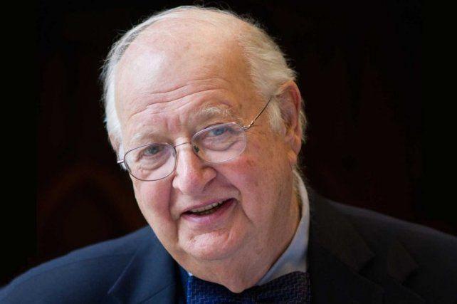 Santa Fe recibe al ganador del premio Nobel de Economía, Angus Deaton