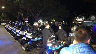 Llegan a la ciudad de Santa Fe 150 policías federales más para cooperar con la seguridad