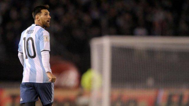 Inesperada crítica a Lionel Messi