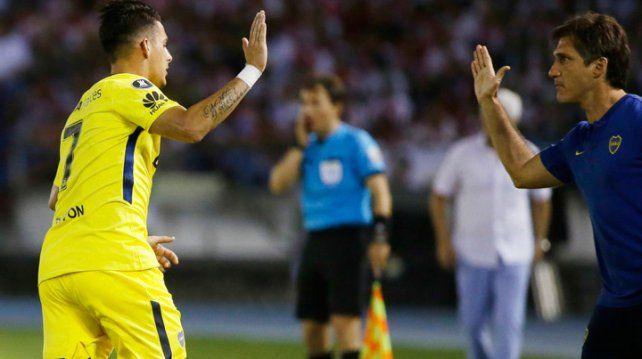 Boca empató con Junior y sigue con vida en la Copa Libertadores