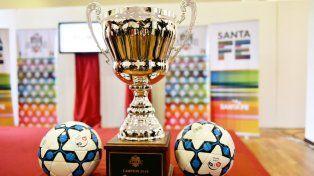 Presentan la Copa Santa Fe de fútbol
