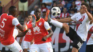 River quiere asegurar su clasificación en Colombia