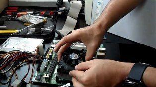 Escuelas de Santa Fe participarán de un Desarmatón para reutilizar residuos electrónicos