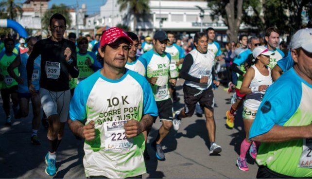 Está todo preparado para el Maratón Corre por San Justo