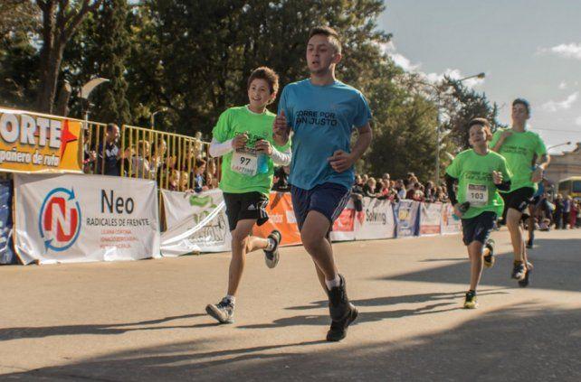 Los mejores estarán en el maratón Corre por San Justo
