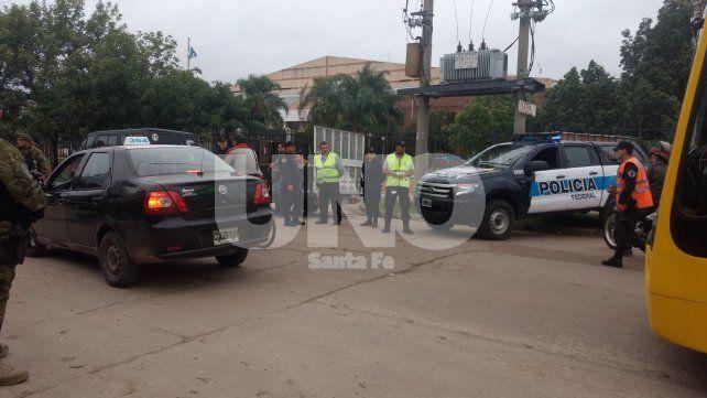 Así trabajarán los nuevos agentes de la Policía Federal en la ciudad de Santa Fe
