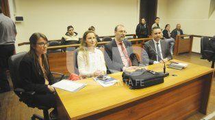 Tanto el fiscal Jorge Nessier y la querella