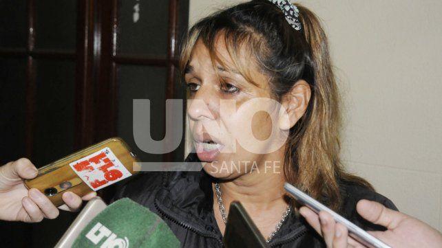 La madre del joven víctima se fue disconforme con la sentencia.