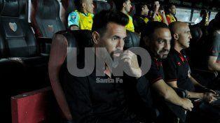 Domínguez cargó contra los organizadores de la Copa Argentina