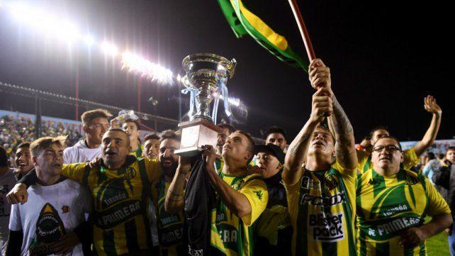 Aldosivi venció a Almagro y jugará en la Superliga
