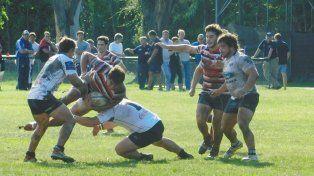 Santa Fe Rugby ganó y salvó la plaza