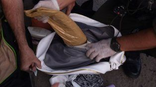 Detenidos con seis kilos de cocaína arriba del colectivo