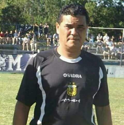 Falleció un árbitro santafesino mientras dirigía un partido