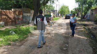Santa Rosa de Lima. Allí se produjo la mayor cantidad de homicidios.