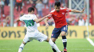 Independiente se pegó una siesta y Gimnasia (LP) se lo empató