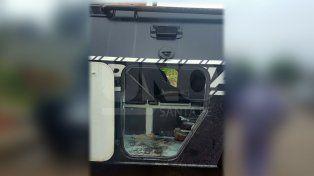¿Para qué sirve la tanqueta, el vehículo de la Policía Federal que sufrió un desperfecto mecánico?