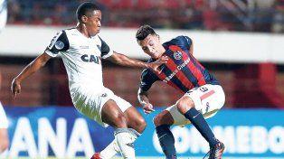 San Lorenzo se quiere meter en la segunda fase de la Copa Sudamericana