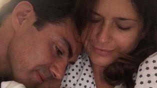 Nació la hija de Juan Manuel Urtubey e Isabel Macedo