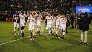 ¿Un solo cambio para la final ante Independiente?