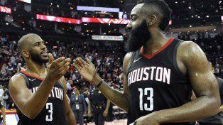 Houston eliminó a Utah y definirá la Conferencia Oeste contra Golden State