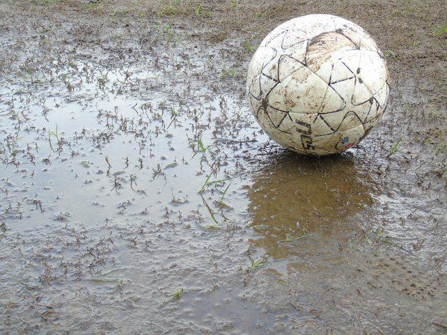 La Liga Santafesina postergó los partidos programados este miércoles
