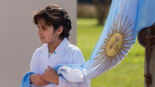Las escuelas ya pueden participar en el video colectivo Bandera del Amor